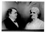 D.E. Wilkinson & wife