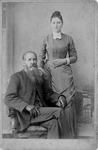 Rev. Adam Given and wife, Missouri Davis
