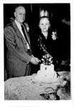 E.E. (Gene) Harshbarger & wife, Anna Roberts,Milton, W.Va.