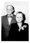 E.E. (Gene) Harshbarger & wife, Anna Roberts,Milton, W.Va., Milton, W.Va.