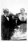 Tom King & wife