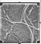 5th St & I-64 interchange, facing east, Huntington, W.Va.