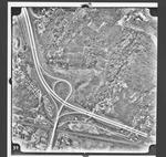 West 17th St Interchange, I-64 & Harveytown Rd., facing S. &W bound, Huntington, W.Va.