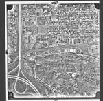 W17th St Interchange, I-64 to 14th ST W & Washington Ave, facing N, Huntington, W.Va.