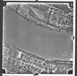 Confluence of Ohio River and Guyandotte River, Huntington, W.Va.