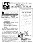 LWV Bulletin, January, 1989