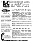 LWV Bulletin, October, 1989 by League of Women Voters of the Huntington Area