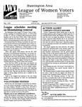LWV Bulletin, May, 1999