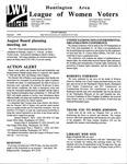 LWV Bulletin, July, 1998