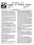 LWV Bulletin, September, 1998