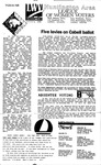LWV Bulletin, April, 1990 by League of Women Voters of the Huntington Area