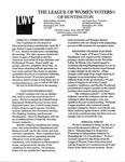 LWV Bulletin, April, 2006