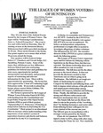 LWV Bulletin, May, 2006