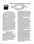 LWV Bulletin, October, 2006