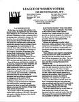 LWV Bulletin, November, 2006