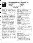 LWV Bulletin, October, 2009