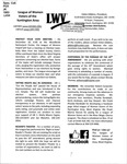 LWV Bulletin, November, 2019