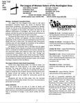 LWV Bulletin, October, 2017