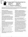 LWV Bulletin, February, 2015