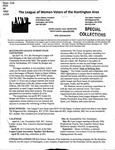 LWV Bulletin, April, 2015