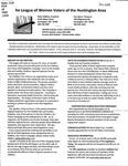 LWV Bulletin, January, 2014