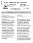 LWV Bulletin, May, 2014