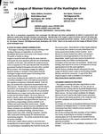 LWV Bulletin, September, 2014