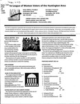 LWV Bulletin, March, 2013