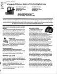 LWV Bulletin, May, 2013