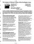 LWV Bulletin, May, 2011