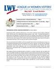 LWV Bulletin, May, 2021