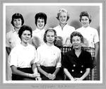 Huntington High School Ro Anns young women's group, 1960