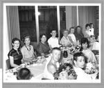 Huntington High School Latin Club Banquet, 1962