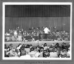 Huntington High School band, Huntington,WVa, 1963