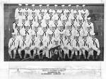 US Navy recruit training class, 73 rd Co., Bainbridge, MD, ca. 1955