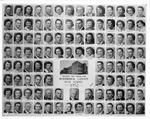 Doddridge County, WVa, High School graduating class, 1952
