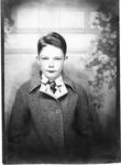 Early photo of Mark Freeman, ca. 1940s