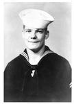 Seaman Apprentice Mark Freeman, U.S. Navy, ca. 1953-4