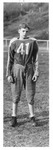 Freshman Mark Freeman, Doddridge County (WVa) football team, 1947-48