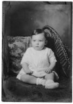 Mark Freeman baby picture, 1930's