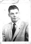 Mark Freeman in 1956