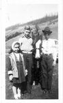 Linda Freeman, Mark Freeman, Blaze and Bud, ca. 1940's
