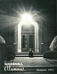 Marshall Alumnus, Vol. XI, Summer, July, 1971, No. 2