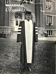 Marshall Alumnus, Vol. XI, Fall, October, 1971, No. 3