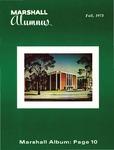 Marshall Alumnus, Vol. XIV Fall, October, 1973, No. 2
