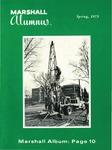 Marshall Alumnus, Vol. XIV, Spring, April, 1973, No. 1