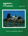 Marshall Alumnus, Vol. XVI, Spring, April, 1975, No. 1