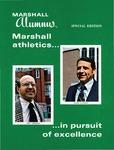 Marshall Alumnus, Vol. XVIII, May, 1977, No. 2 by Marshall University