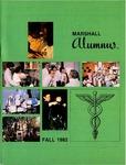 Marshall Alumnus, Vol. XXIII, Fall, November, 1982, No.2