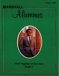 Marshall Alumnus, Vol. XXVIII, Winter, 1987 by Marshall University